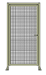 D1 - Hinge on Left W/ Header