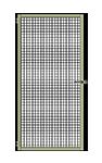 D3 - Hinge on Left - No Frame or Header