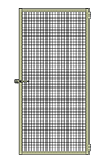 D4 - Hinge on Right - No Frame or Header