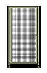 D5 - Hinge on Left - Robust Frame, W/O Header