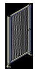 G5 - Hinge on Left - Robust Frame W/O Header
