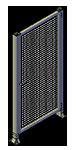 G6 - Hinge on Right - Robust Frame - W/O Header