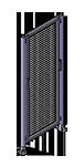 E3 - Single Panel with Legs