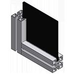 E - Black - PVC Board