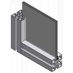 J - Grey - PVC Board