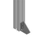 A - Single Small Angle (45 x 90)