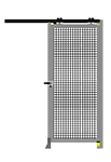 H2 -  Single Panel - Slides Right
