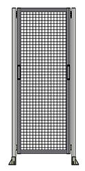 L - Pivot Bottom, Locking System