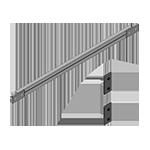 Type L - Bar & Half Strap
